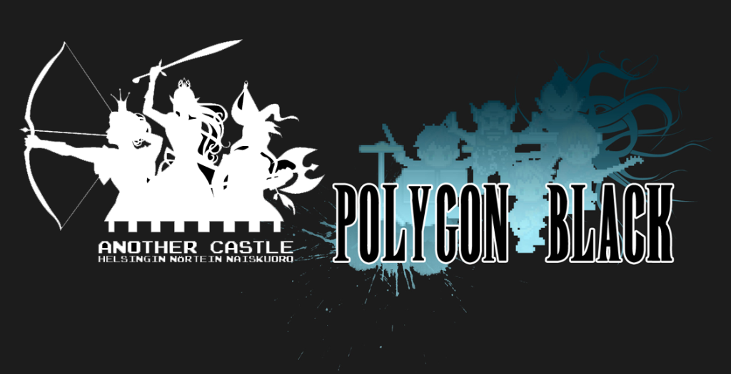Another Castle + Polygon Black